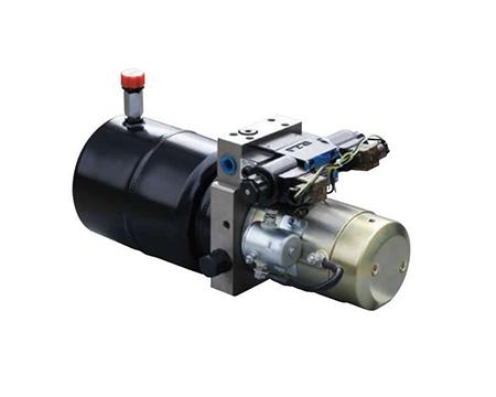 自卸车加盖液压动力单元TDDL-07
