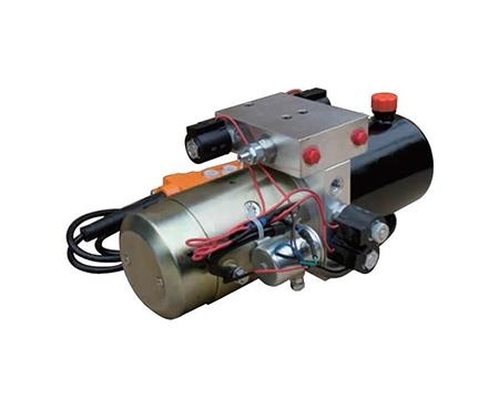 扫雪车动力单元TDDL-05